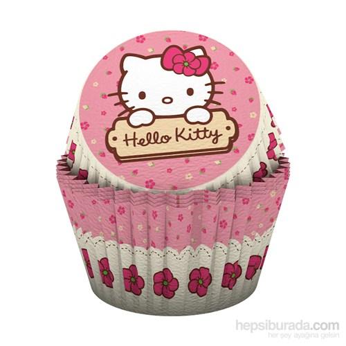 Hello Kıtty Cupcake Kabı (24'Lü)