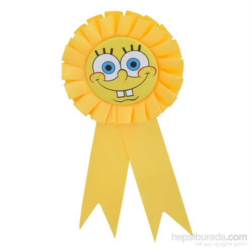 Sponge Bob Rozet