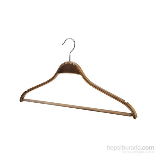 Ahşap Bluz Takım Askısı Nı.2 - Ceviz
