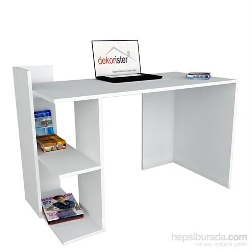 Dekorister Arrival Çalışma Masası Beyaz