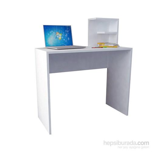 Dekorister Way Çalışma Masası Beyaz