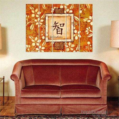 Dekorjinal 5 Parçalı Dekoratif Tablo Vsrm062