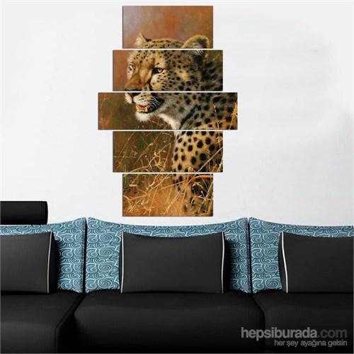 5 Parçalı Dekoratif Tablo Y5tp024