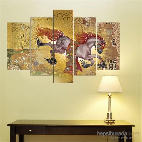 5 Parçalı Dekoratif Tablo Y5tp060