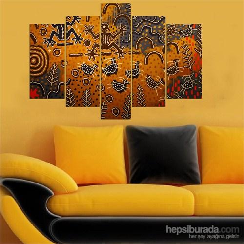 5 Parçalı Dekoratif Tablo Y5tp065