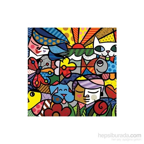 Dekorjinal Dekoratif Mdf Tablo Ymdf187
