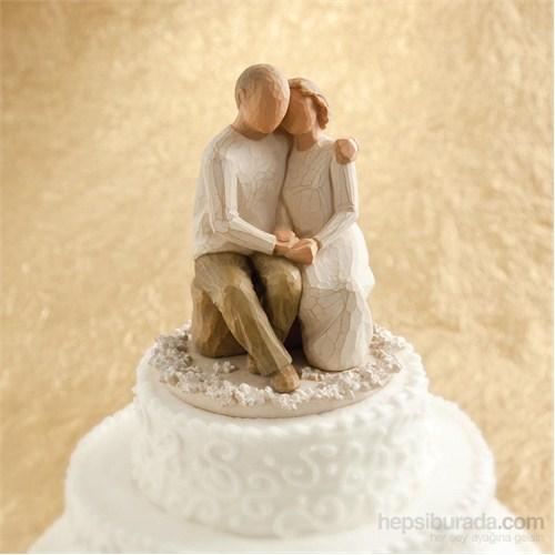 Anniversary Cake Topper (Yıldönümü Pasta Süsü)