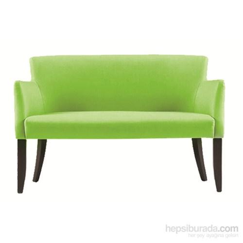 Nav Decoration Milas İkili Koltuk Yeşil