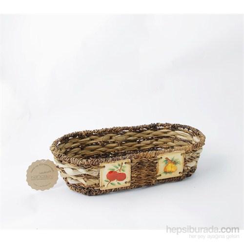 Oval Sepet, Meyve, Orta