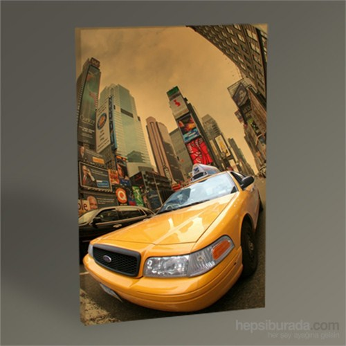Tablo 360 New York Yellow Taxi Tablo