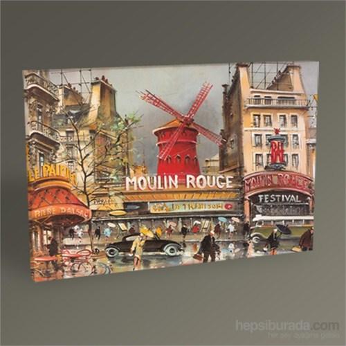 Tablo 360 Moulin Rouge,Paris Tablo