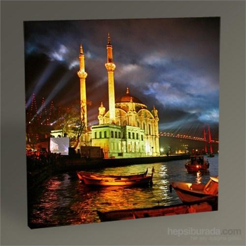 Tablo 360 İstanbul Ortaköy Gece Tablo