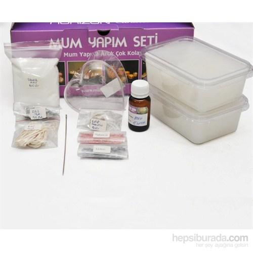 Mum Yapım Kiti Mini Set