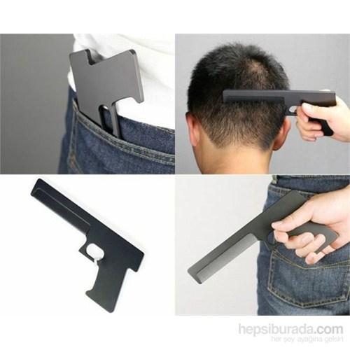 Practika Silah Şeklinde Tarak Gun Comb