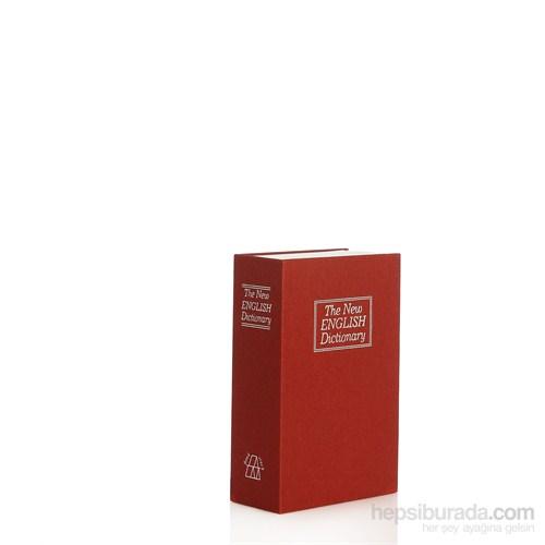 Practika Kitap Görünümlü Gizli Kasa