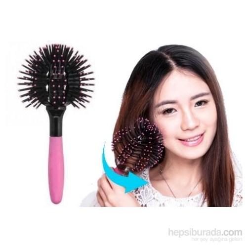 Özel Tasarım Saç Dalgalandırıcı Fırça Bomb Curl