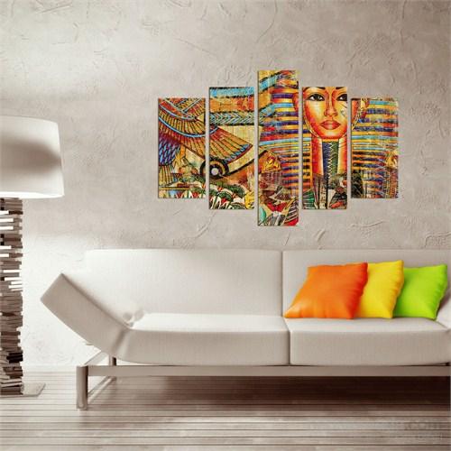 5 Parçalı Dekoratif Tablo DEC025