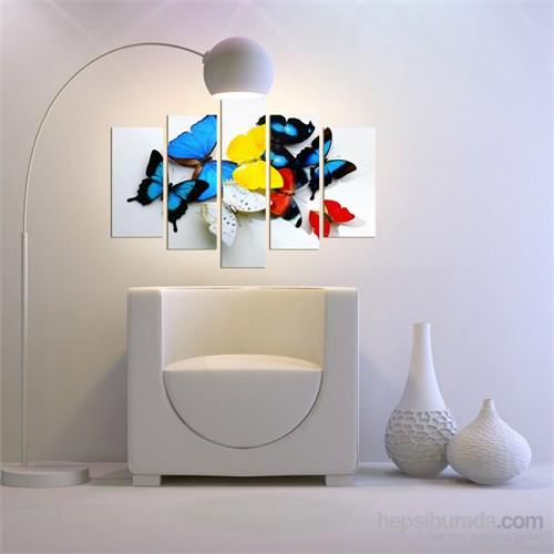 5 Parçalı Dekoratif Tablo DEC026