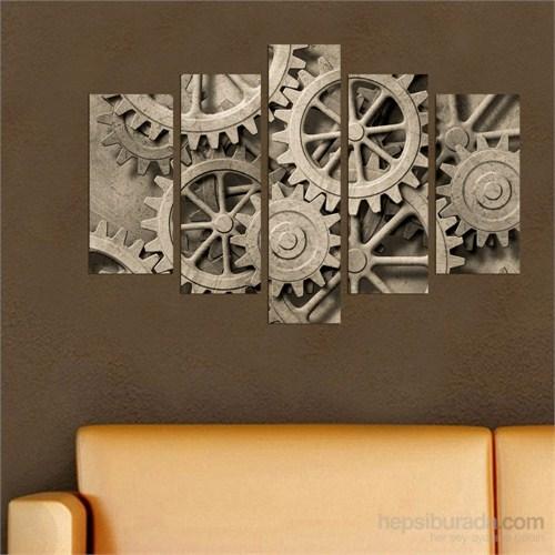 5 Parçalı Dekoratif Tablo DEC042