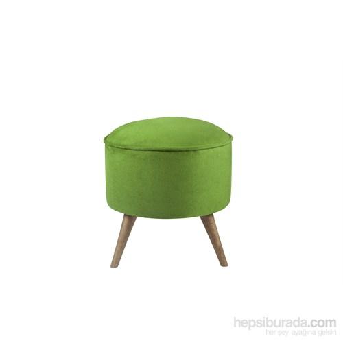 Delcatu Presido Puf Çimen Yeşili