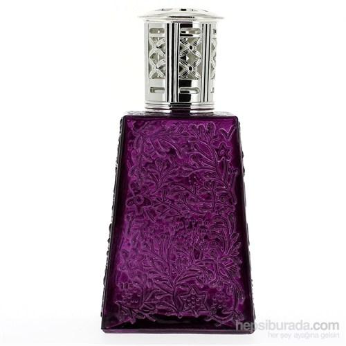 Dark Purple Lamp