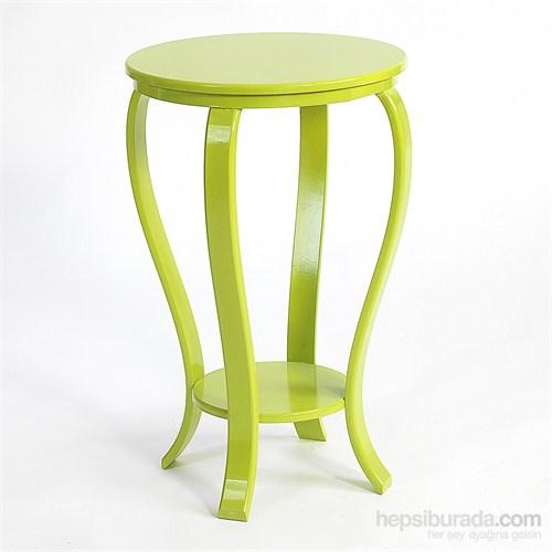 Falez Fiskos Sehpa Yeşil