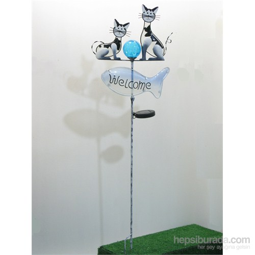 Cats By Luyano Kedi Hoşgeldin Solarlı