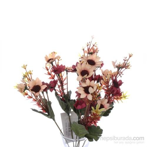 Yedifil Gazanya Dallı Yapay Çiçek 1 Alana 1 Bedava