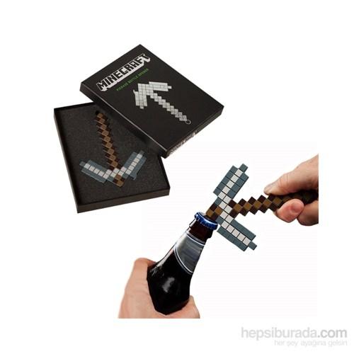 Minecraft Pickaxe Bottle Opener Şişe Açacağı