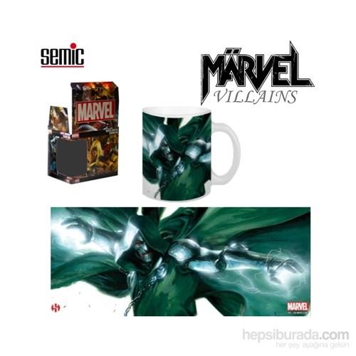 Marvel: Villains Dr. Doom Ceramic Mug Kupa Bardak