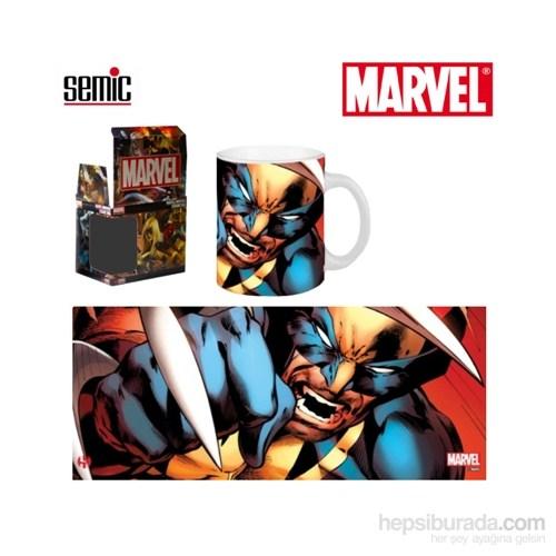 Marvel: Wolverine Close Up Mug Kupa Bardak