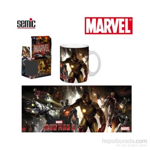 Marvel: Iron Man House Party Mug Kupa Bardak