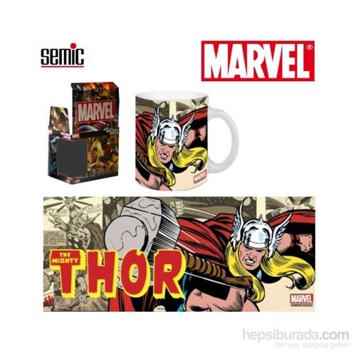 Marvel Retro Series: Thor Ceramic Mug Kupa Bardak