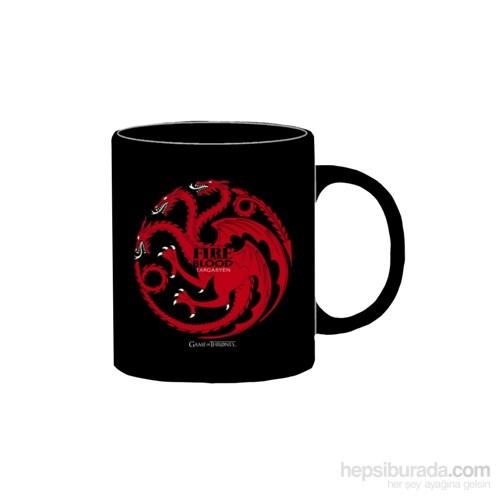 Game Of Thrones Targaryen Fire And Blood Ceramic Mug Bardak