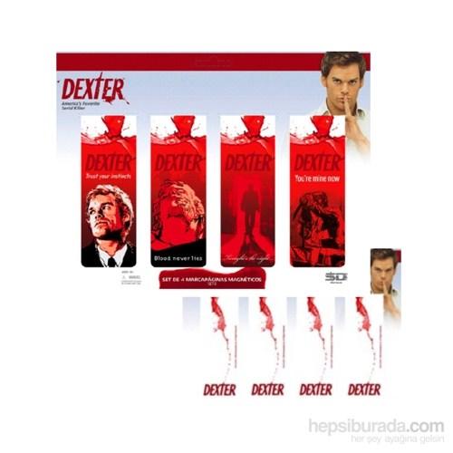 Dexter Magnetic Bookmark Set B Dexter Manyetik Kitap Ayracı