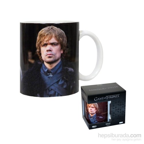 Game Of Thrones Tyrion Lannister Ceramic Mug Kupa Bardak