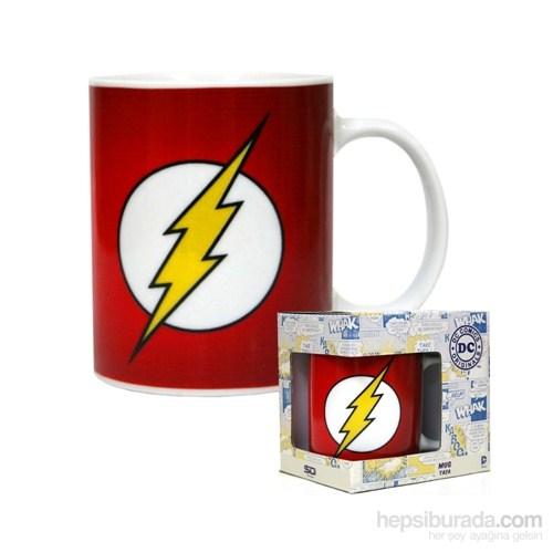 Dc Comics Flash Logo Ceramic Mug Bardak