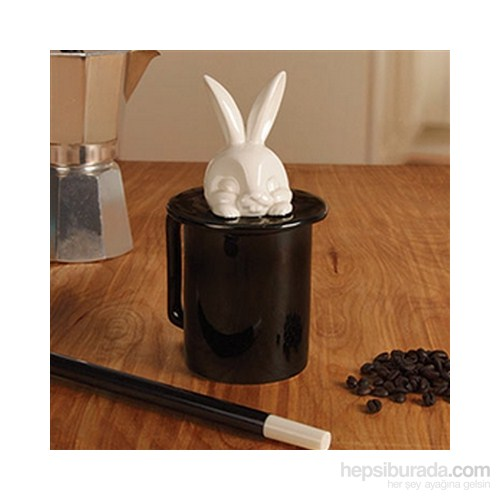 Sihirli Şapka Tavşan Kupa Bardak