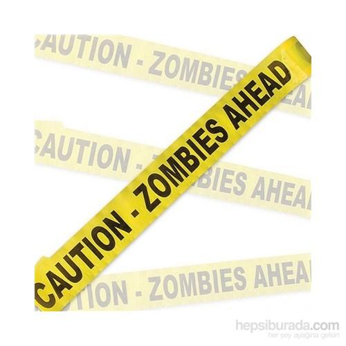 Zombies Ahead Dikkat Zombi Bant