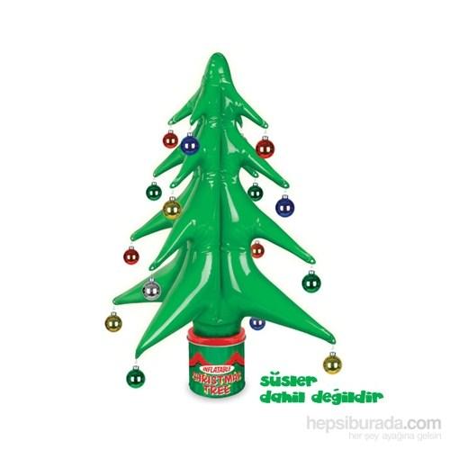 Şişme Acil Durum Yılbaşı Ağacı