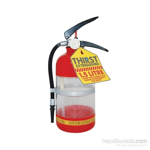 Yangın Tüpü Tazyikli Sürahi