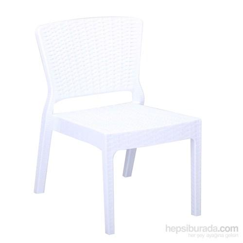 Antares Sandalye Beyaz