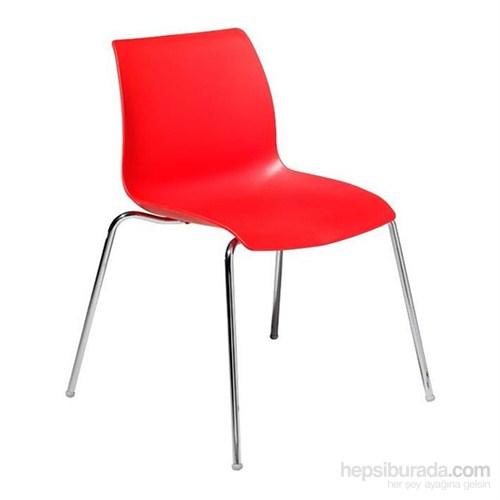 Laser Sandalye Kırmızı