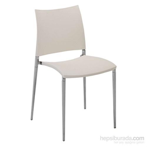 Neptün Sandalye Krem