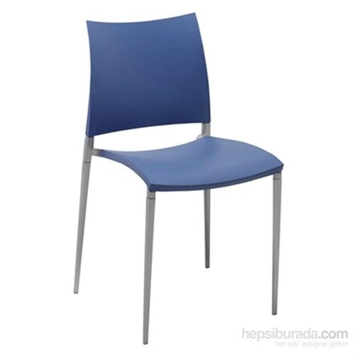 Neptün Sandalye Saks Mavi
