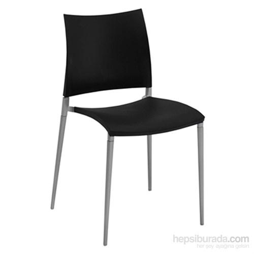 Neptün Sandalye Siyah