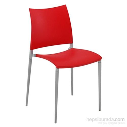 Neptün Sandalye Kırmızı