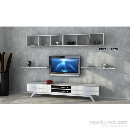 Rüya 12575 Tv Ünitesi Beyaz