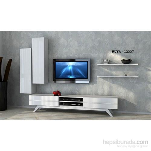 Rüya 12733 Tv Ünitesi Beyaz