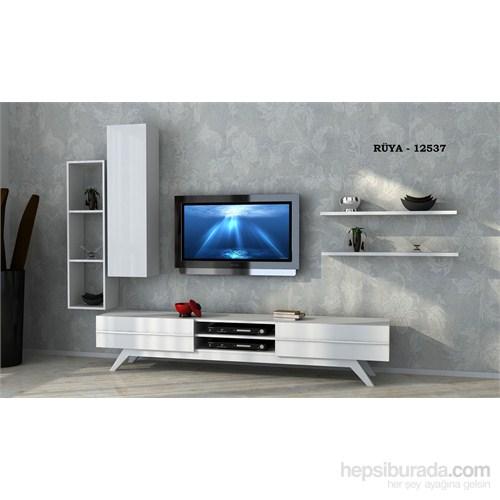 Rüya 12537 Tv Ünitesi Beyaz